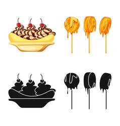 Natural and vegetarian logo vector