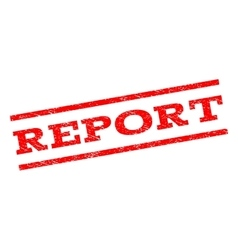 Report Watermark Stamp vector