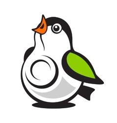 Tit web cam logo vector