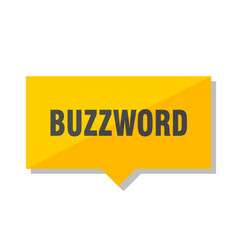 Buzzword price tag vector