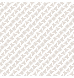 Diagonal wavy stripes texture vector