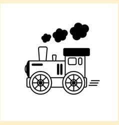 engine logo vector image