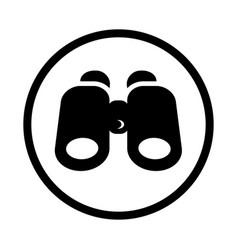 Search icon - iconic design vector