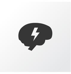 best idea icon symbol premium quality isolated vector image