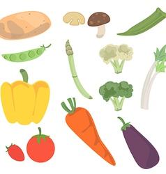 Vegetable2 vector