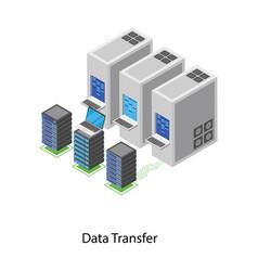Data transfer vector