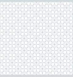 Geometric arabic seamless pattern islamic texture vector