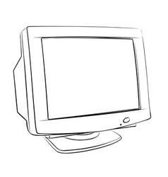 Monitor sketch vector