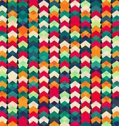 colorful textile seamless pattern vector image vector image