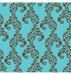 Seamless twiddle pattern vector image
