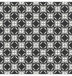 Geometric abstract seamless cube pattern with vector image