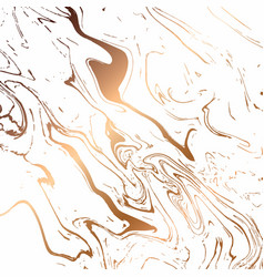 Liquid marble texture design colorful marbling vector