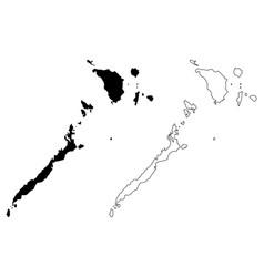 Mimaropa region map vector