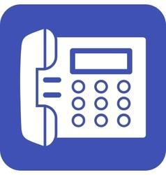Telephone Set vector