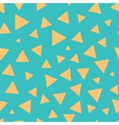 Triangle chaotic seamless pattern 4210 vector