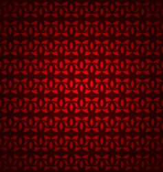 warm red diamond vector image