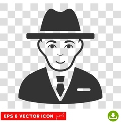 Agent EPS Icon vector