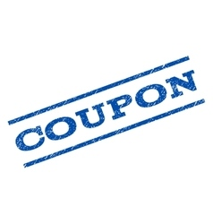 Coupon watermark stamp vector