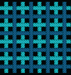 Lasso rope pattern background wallpaper vector