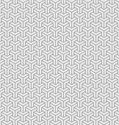 Vintage seamless background vector image vector image