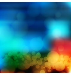 Abstract olorful background vector image