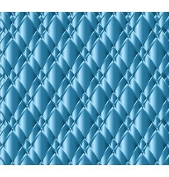 Blue texture grid background vector