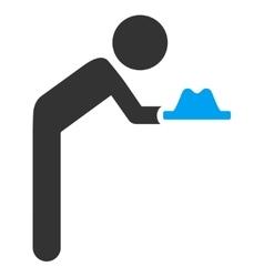 Child Servant Icon vector