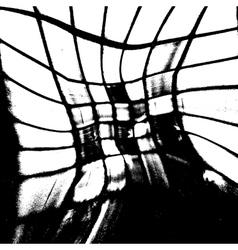 Grid Grunge vector image vector image