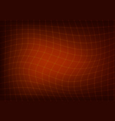 Abstract dark brown background with a curved lines vector