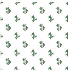 Bamboo pattern seamless vector