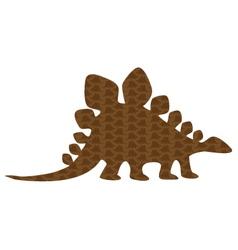 Stegasaurus vector