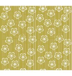 bamboo floral vector image vector image