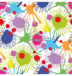 stain pattern vector image vector image