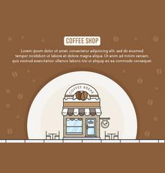online store building vector image