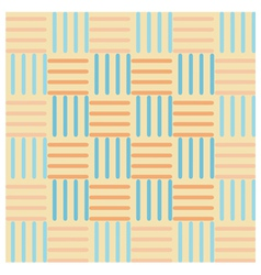 abstract pattern weaving vector image