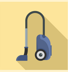 house vacuum cleaner icon flat style vector image