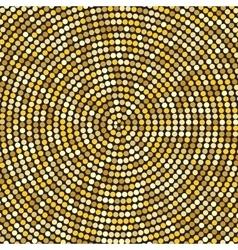 Retro Vintage Hypnotic Background vector