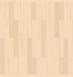 Seamless wooden floor top view vector
