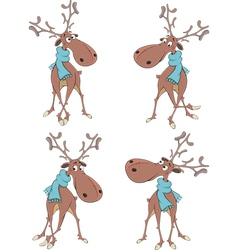 The complete set of deer vector