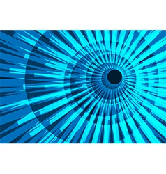 abstract tunnel telecoms electronic vector image