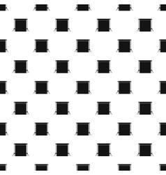 Studio backdrop pattern simple style vector image vector image