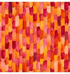 Watercolor bricks abstract seamless vector image vector image