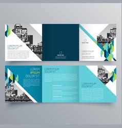 Brochure design 663 vector