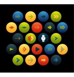 Flat icons set 28 vector