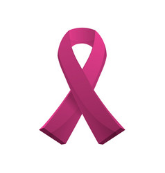 breast cancer campaign symbol vector image