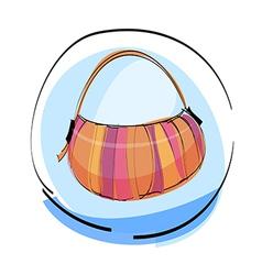 Handbag vector