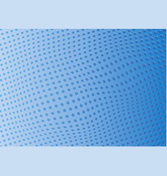 abstract blue background perforated holes vector image