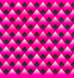 red triangle seamless texture vector image