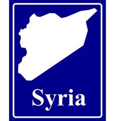 Syria vector image vector image