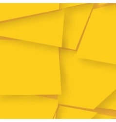 Abstract background consisting of bright yellow vector